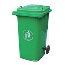 High Quality Outdoor Dustbins with Two Wheels (FS-80240F)