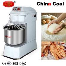 Máquina automática automática del mezclador de la pasta del pan del espiral de la velocidad doble