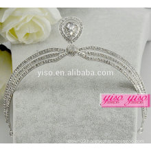 european fashion bridal headbands jewelry tiara