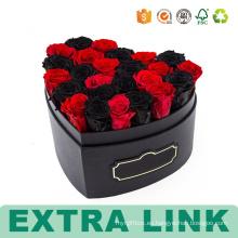 Patrón de impresión de cajas de papel de embalaje para flores ramo