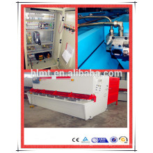 QC12Y 6x3200 metal sheet hydraulic automatic shearing machine