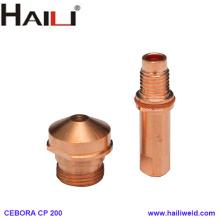 Плазменные детали CEBORA CP 200 сопла 1,3 мм