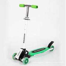 Scooter Freestyle Kids Outdoor Sports Truque Stunt Ride no brinquedo
