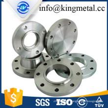 Flange de aço carbono ANSI b 16.5 venda quente