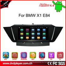 Nuevo Android al por mayor Hla 8814 GPS para el reproductor de DVD del coche de BMW X1 / E84 con Bt