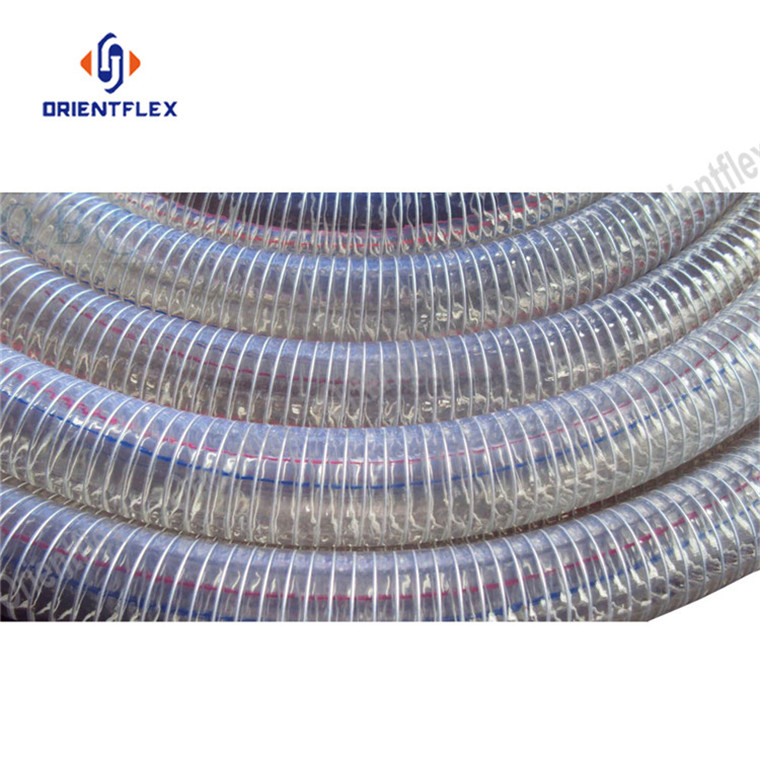 Pvc Steel Wire Hose 36