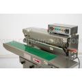 Máquina de sellado continuo Horizontal de CBS1100h para el sellado de bolsa
