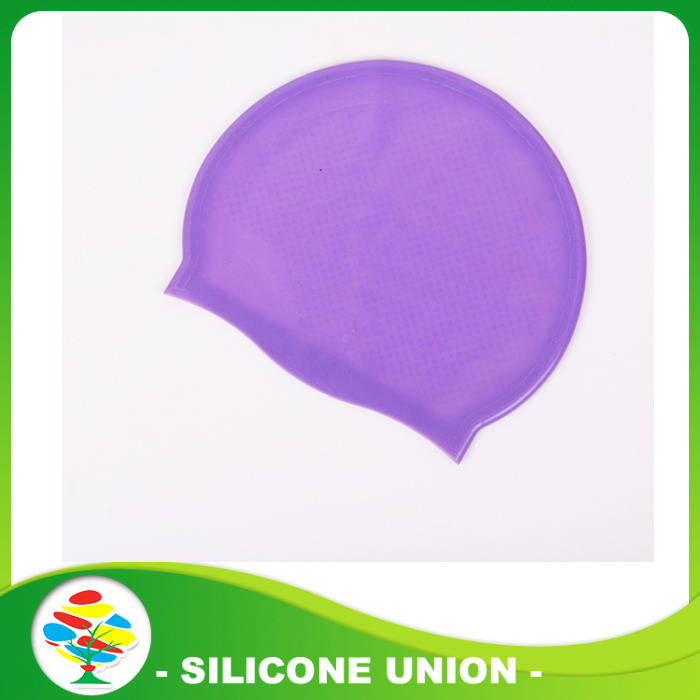Siliocne swimming cap