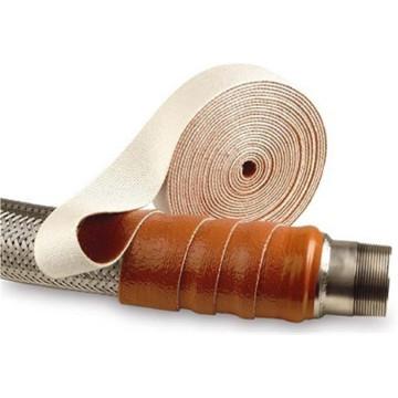 Mangas de fogo mangueira de fibra de vidro de silicone