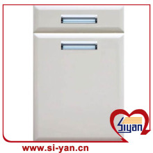 Wood pvc kitchen cabinet door price