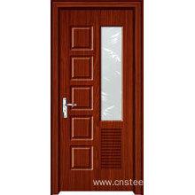 PVC wooden door, PVC wooden door direct from Yongkang Hengyang ...