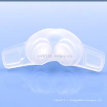 Специальная одноразовая силиконовая назальная канюля с низким расходом без вентиляции