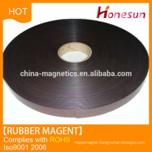 Customized magnetic rubber roll of high quality