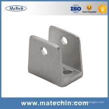 Fonderie Custom Precision Barrels Bracket Moulage en acier inoxydable