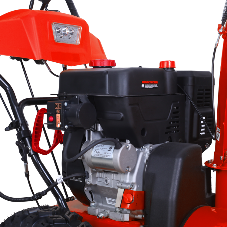 Snow Blower Detail Engine Png