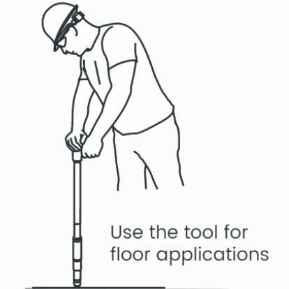 Floor Nail Gun