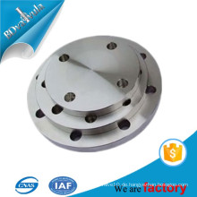 Carbon Steel Platte Edelstahl Blind Flansch Abdeckung dn15 dn600