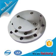 Plaque en acier au carbone en acier inoxydable Blind Flange cover dn15 dn600