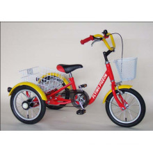 "Three Cycles/16"" Cargo Tricycle/20"" Shopping Trike (TRI-BMX1)"