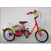 """Três Ciclos / 16 """"Triciclo de Carga / 20"""" Trike de Compras (TRI-BMX1)"""