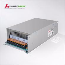 carcaça de malha de alumínio ac / dc adaptador de fonte de alimentação de comutação