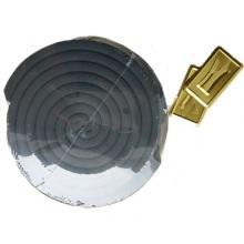 Bobine de moustique noire respectueuse de l'environnement de 140mm 147mm