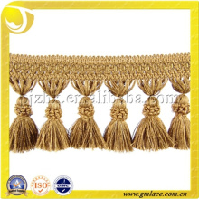 tassel trimmings,curtain fringe and trims,tassel frnige