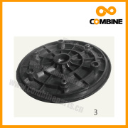 Wheels for Seeding Machine 2x13 wheel cover