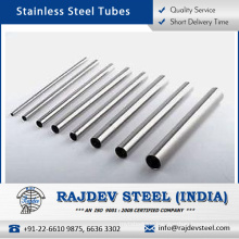 2017 Hot Demanded Sturdy, Anti Corrosive, Long Lasting Stainless Steel Tube