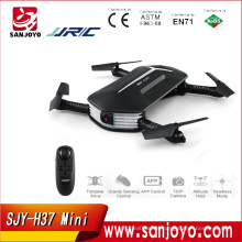 Upgrade JJRC H37 Baby Elfie with 720p wifi Camera Foldable Drone with beauty mode modular battery flight track SJY- H37 mini