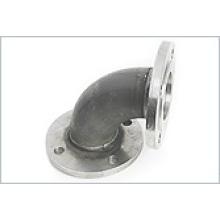 Mild Stahl 90 D Flansch Ellenbogen Ölbeschichtung ANSI Standard