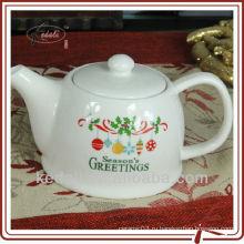 Новый дизайн керамического чайника неэлектрический чай