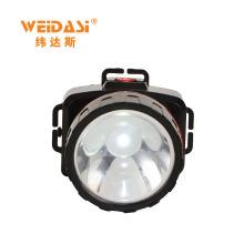 Wiederaufladbarer wasserdichter Fackel-Lichtscheinwerfer führte mit neuem Design