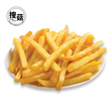 Dried Style and Vacuum Pack Packaging dried potato chips