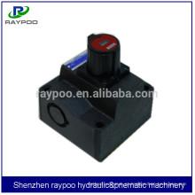 FCG-03 série yuken válvula de controle de fluxo hidráulico