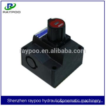 FCG-03 yuken válvula de regulación de flujo de la serie para el rodillo que forma el sistema hidráulico de la maquinaria