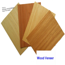 Recon sliced wood veneer furniture face veneer