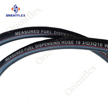 fuel dispensing braided oil hose 250 psi