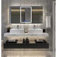 Massivholz Weiß Badezimmerschrank