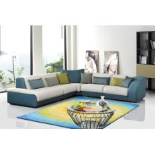 Wohnzimmer Möbel Stoff Sofa Set Ecksofa