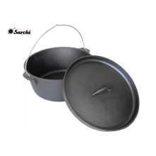 Amazon Products Cast iron dutch oven Camping cookware