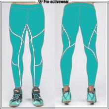 Hombres de desgaste deportivo de compresión de secado rápido pantalones deportivos de entrenamiento