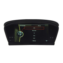 Car DVD Player for BMW M5 BMW E60/E61/E63/E64 GPS Navigation