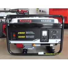 Generador portátil de gasolina / gasolina de 3200 vatios-Garantía de 1 año