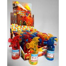 Extinguisher Squirt Gun Toy Candy (121202)