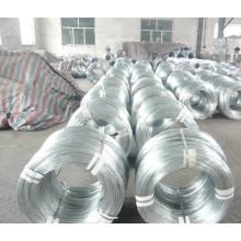 ASTM, JIS, Ks Hilo galvanizado para ACSR Hilo de acero galvanizado