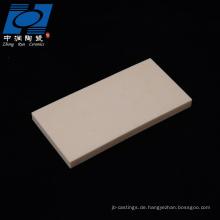 kundenspezifische Brennplatten aus Aluminiumoxidkeramik