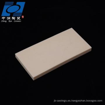 Placas de cerámica de alúmina personalizadas