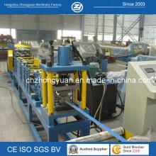 Máquina formadora de rollo de barras en T