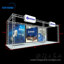 China design & customize design exhibition booth display stand for trade show